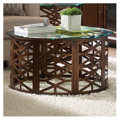 HGTV Home Modern Heritage Coffee Table