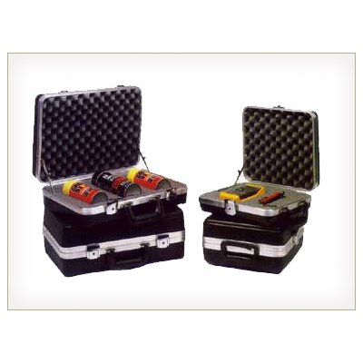 "Chicago Case Company Foam-Filled Product Display and Instrument Case: 12"" H x 11"" W x 4"" D"