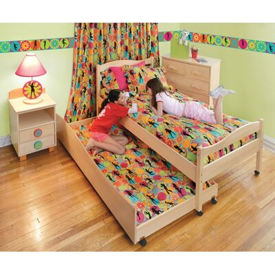 Room Magic Flower Power Twin Bedding Collection