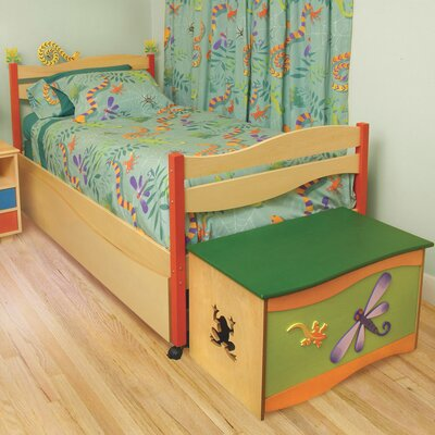 Room Magic Little Lizards Wood Panel Bedroom Collection