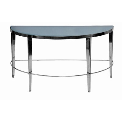 Allan Copley Designs Sarah Half Moon Console Table