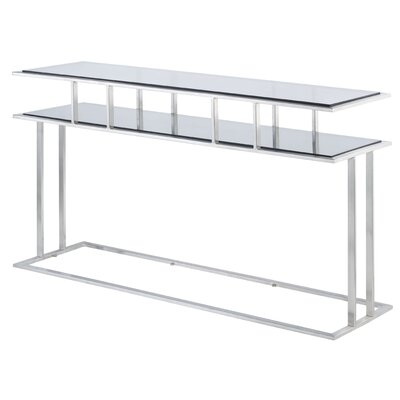 Allan Copley Designs Mirage Rectangle Console Table