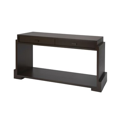 Vienna Rectangular Console Table