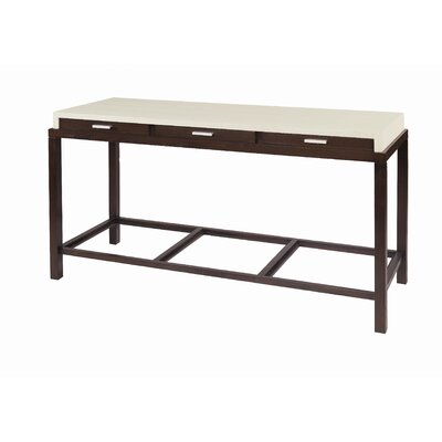 Spats Rectangular Console Table