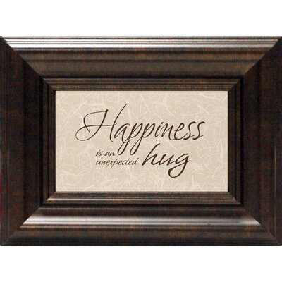 Artistic Reflections Happiness Is An Unexpected Hug Print Art