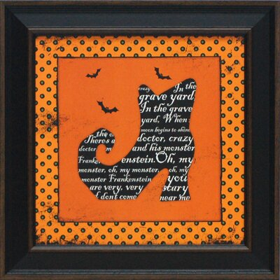Witch's Boot Framed Art