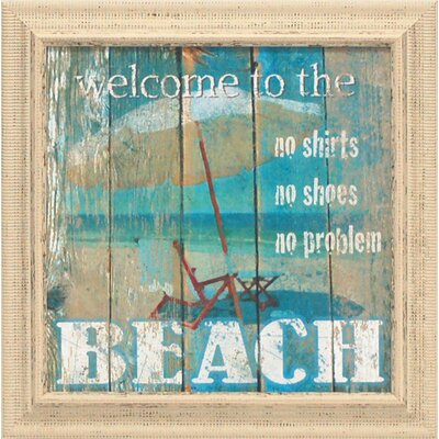 Beach Framed Art