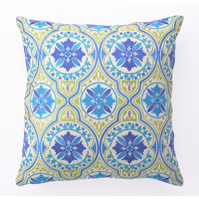 Sis Boom by Jennifer Paganelli Back Bay Embroidered Pillow
