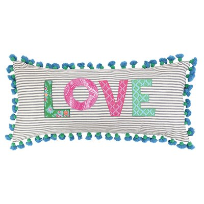 Love Cotton Pillow