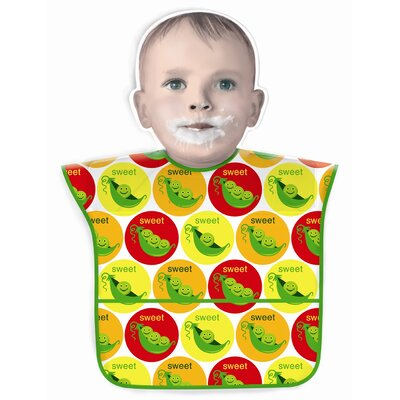 Jane Jenni Inc. Sweet Pea Bib