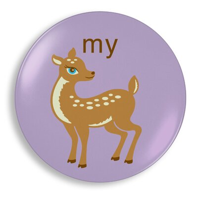 Jane Jenni My Deer Plate