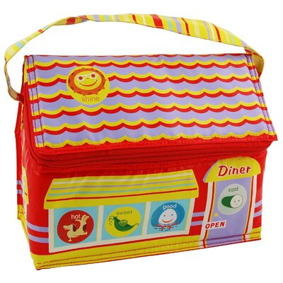 Jane Jenni Inc. Sunshine Diner Lunch Bag