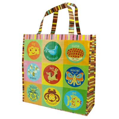 Jane Jenni Inc. Picnic Animal / Insect Tote