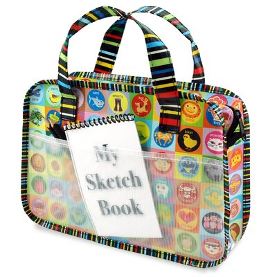 Jane Jenni Inc. Starving Artist Zipper Case