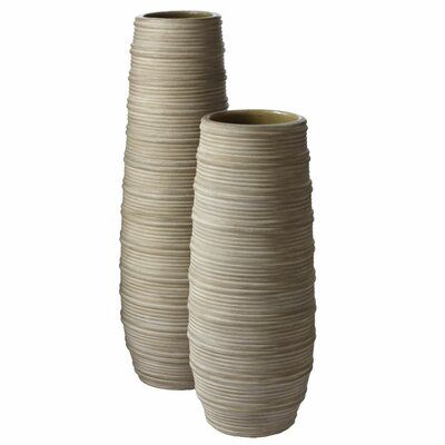 Lazy Susan USA Ceramic Vase