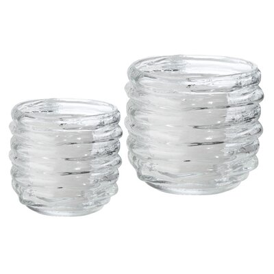 Lazy Susan USA Ribbed Votive