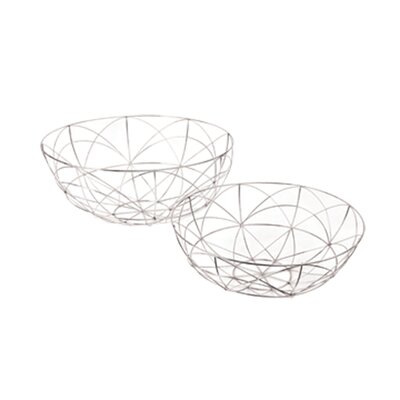 Lazy Susan Da Vinci Bowl (Set of 2)