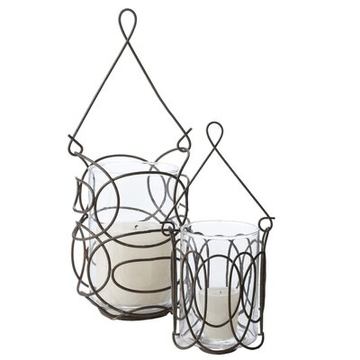 Lazy Susan USA Hanging Wire Votive