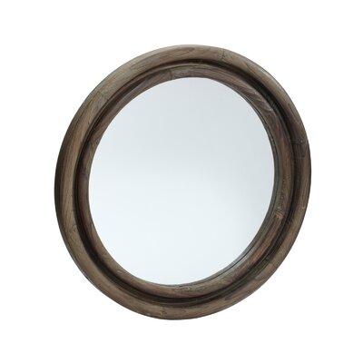 Lazy Susan USA Wood Perimeter Mirror
