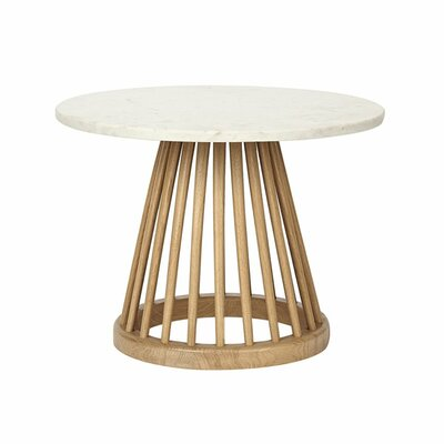 Tom Dixon Fan End Table