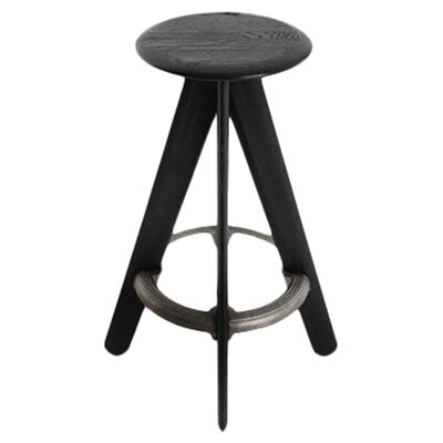 Slab Bar Stool