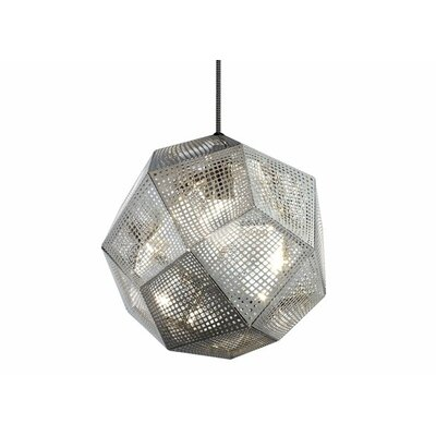 Tom Dixon Etched Pendant