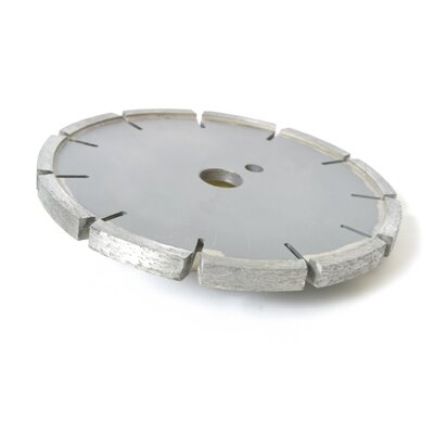 "General Equipment 8"" Nominal Diameter x 1/2 inch Cutting Width, Diamond Blade"
