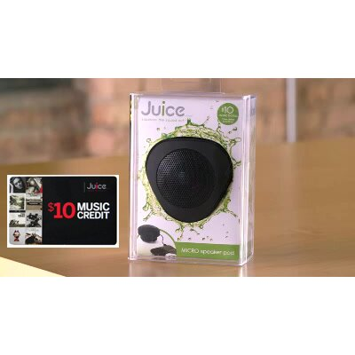 Juice Micro Speaker Pop-Up Pod