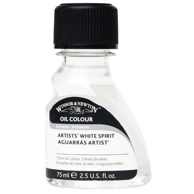 Winsor & Newton Artists' White Spirits Bottle