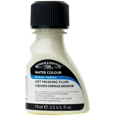 Winsor & Newton Artists' Masking Fluid Bottle