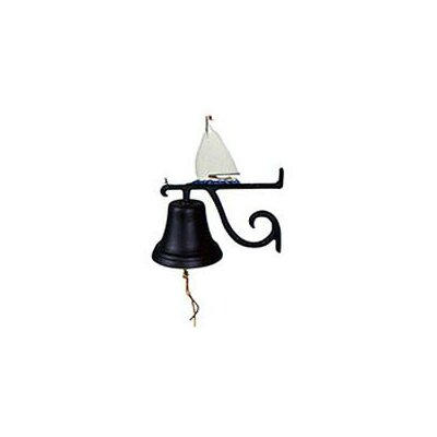 Montague Metal Products Inc. Cast Sailboat Bell