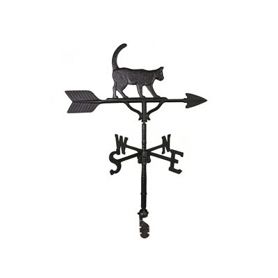 Montague Metal Products Inc. Cat Weathervane