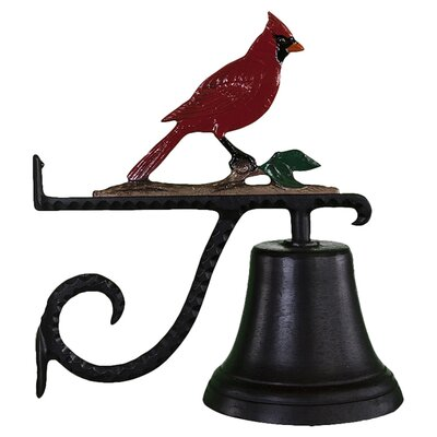 <strong>Montague Metal Products Inc.</strong> Cast Cardinal Bell