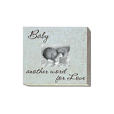 Baby Another Word for Love Picture Frame