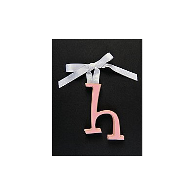 Forest Creations Hanging Letter H