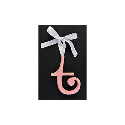 Forest Creations Hanging Letter T