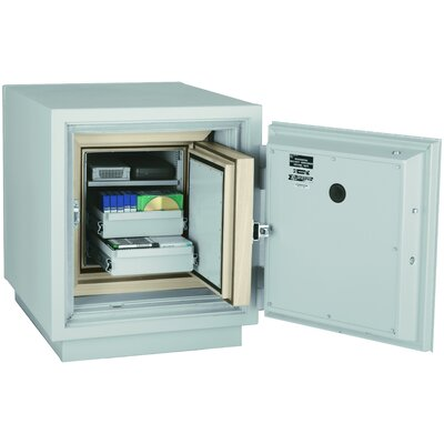 Fire King 3 Hr Fireproof Electronic Lock Data Safe