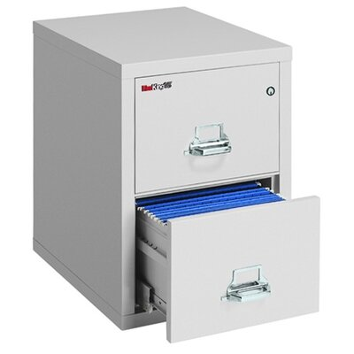 FireKing 2-Drawer  Letter File