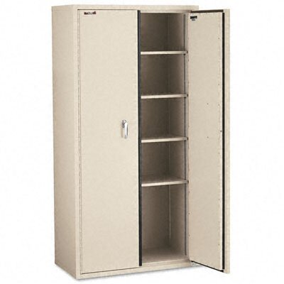 Fire King Storage Cabinet, Ul Listed 350