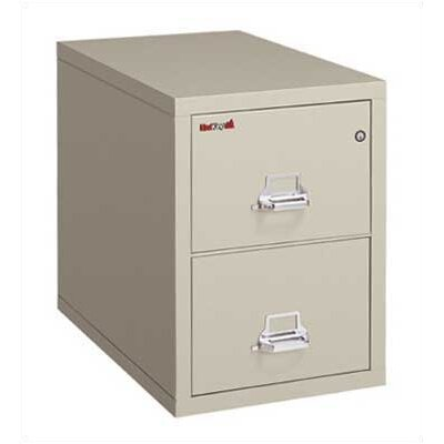 Fire King Two-Drawer Legal Protection Plus Safe-In-A-File