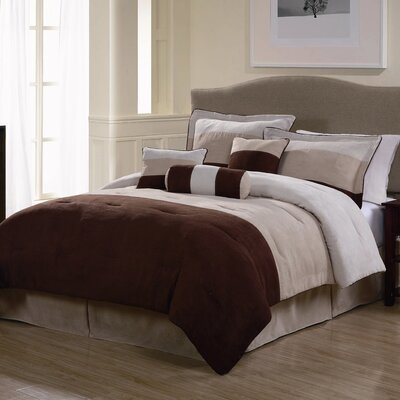 S.L. Home Fashions Louis Comforter Set