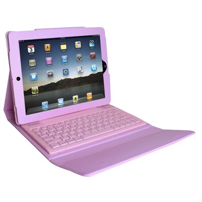 Ovente Beatech KPC1B iPad case with Bluetooth Keyboard