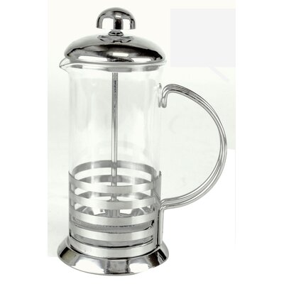 ovente french press coffee maker reviews wayfair. Black Bedroom Furniture Sets. Home Design Ideas