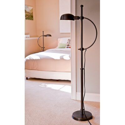 Lummo Rondo 1 Light Floor Lamp
