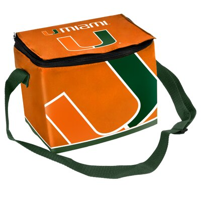 Forever Collectibles NCAA Zipper Lunch Bag