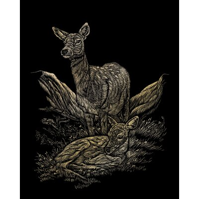 Royal & Langnickel Deer Art Engraving