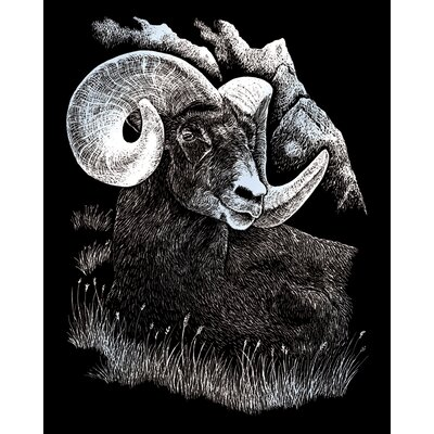 Royal & Langnickel Longhorn Ram Art Engraving