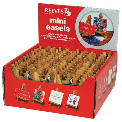 Reeves Mini Easel Counter Display
