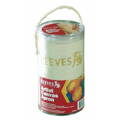 Reeves Adult Canvas Apron