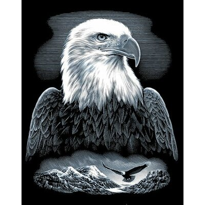 Reeves Bald Eagle Scraperfoil